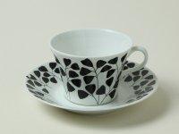 Finland Arabia Esteri Tomula Lutukka Coffee Cup&saucer