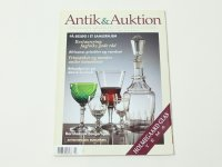 Denmark Antik&Auction Magazine 1999-No.3