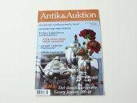 Denmark Antik&Auction Magazine 2003-No.6