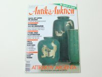 Sweden Antik&Auction Magazine 1998-No.4