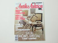 Sweden Antik&Auction Magazine 2000-No.9