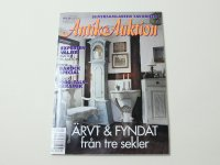 Sweden Antik&Auction Magazine 2003-No.4