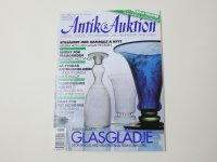 Sweden Antik&Auction Magazine 1998-No.5
