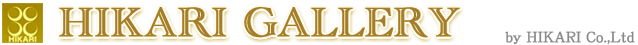 HIKARI GALLERY 高級縁起物・純金製仏像・オーダーメイド