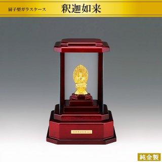 純金製仏像 釈迦如来 高さ4.4cm