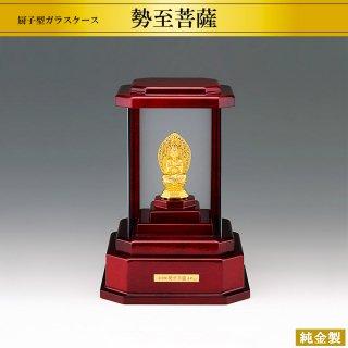 純金製仏像 勢至菩薩 高さ4.4cm