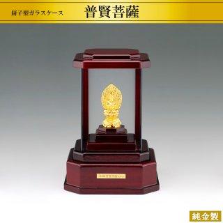純金製仏像 普賢菩薩 高さ4.7cm