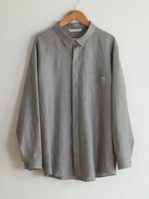 シャツ no.2・リネンライトグレー