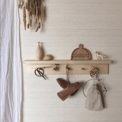 【ORDER】wood simple hooks 60<img class='new_mark_img2' src='//img.shop-pro.jp/img/new/icons14.gif' style='border:none;display:inline;margin:0px;padding:0px;width:auto;' />