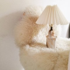 vintage pleated lamp<img class='new_mark_img2' src='https://img.shop-pro.jp/img/new/icons14.gif' style='border:none;display:inline;margin:0px;padding:0px;width:auto;' />