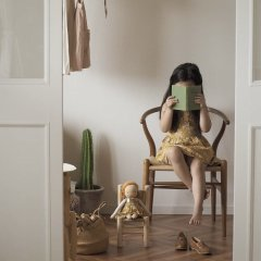 【PRE ORDER】Papercord chair(Kids)<img class='new_mark_img2' src='https://img.shop-pro.jp/img/new/icons14.gif' style='border:none;display:inline;margin:0px;padding:0px;width:auto;' />