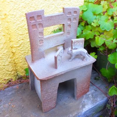 オブジェ(椅子B)