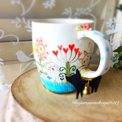 マグカップ A