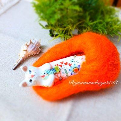 おうち猫(魚となかよし)
