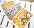 木版ポストカード3種セット