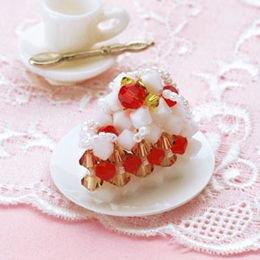 香りのいちごショートケーキ(完成品)