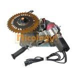 WAKOチップソー研磨機 新おとぎさん35t07725型刈払機専用