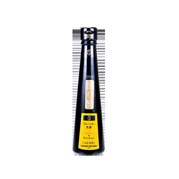 200ml 飲む酢 ブルーベリー黒酢