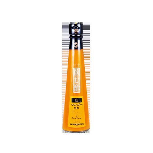 200ml 飲む酢 マンゴー黒酢