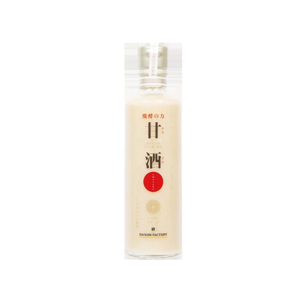 280g 醗酵の力 甘酒 プレーン