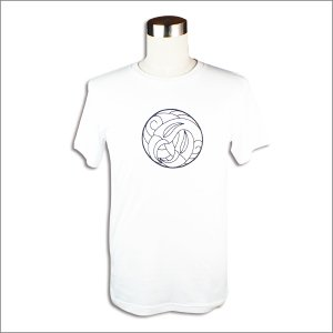 LONE ONES(ロンワンズ)ネストTシャツホワイト