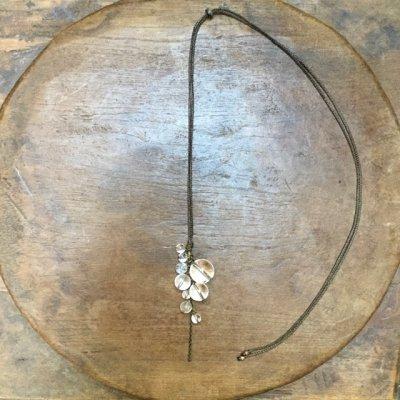 水晶ネックレス