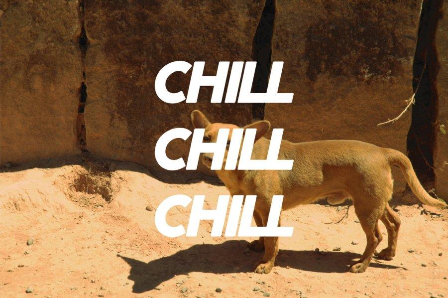 100g chill chill chill<br>(深煎り)