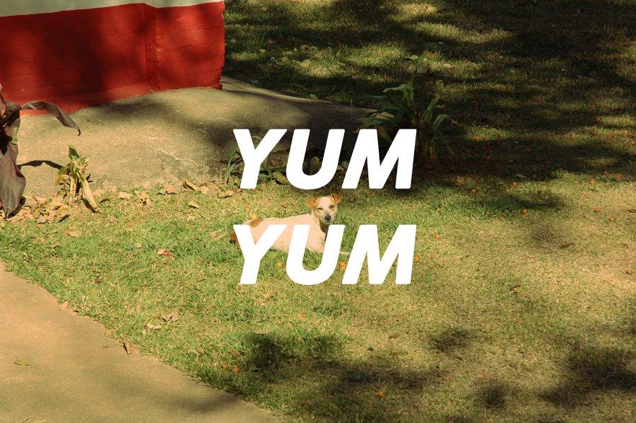 100g YUMYUM(浅煎り・ブレンド)