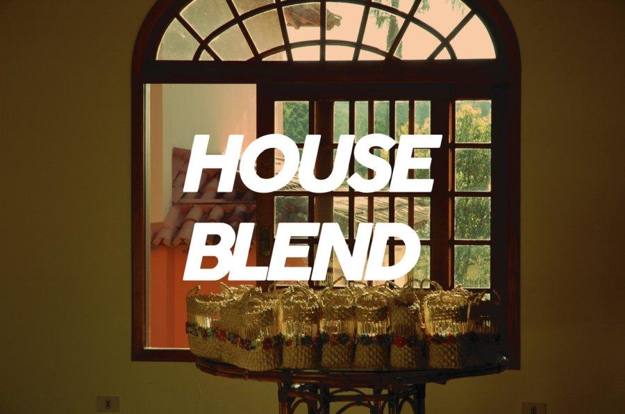 100g House blend(中煎り・ブレンド)