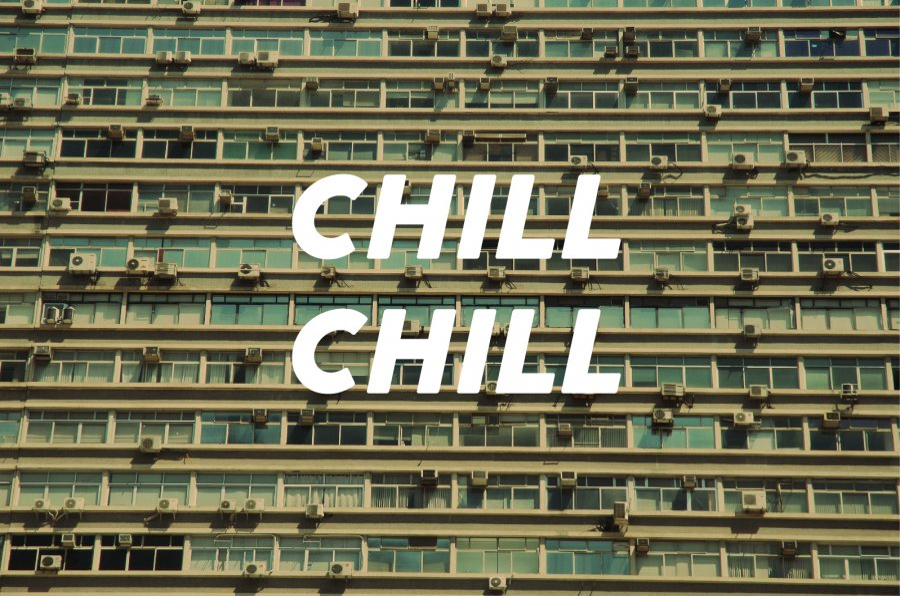 200g chill chill(中深煎り)