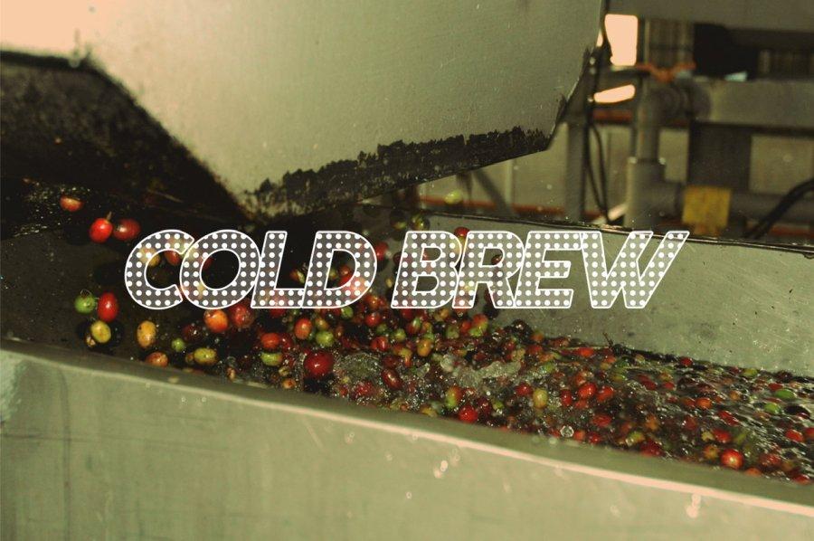 COLD BREW 水出しコーヒーパック