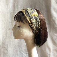 ヒジャブのヘアスカーフ  brown/purple/beige