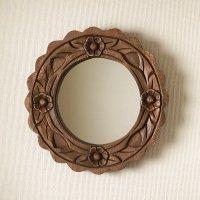 アカシアのお花鏡