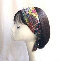 ヒジャブのヘアスカーフ  palmette MIX2