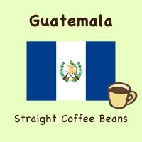 [ガテマラ]エレガントで華やかな香りが特徴の豆です