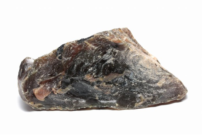 ブルーアンバー(琥珀)原石 BUMOR-003