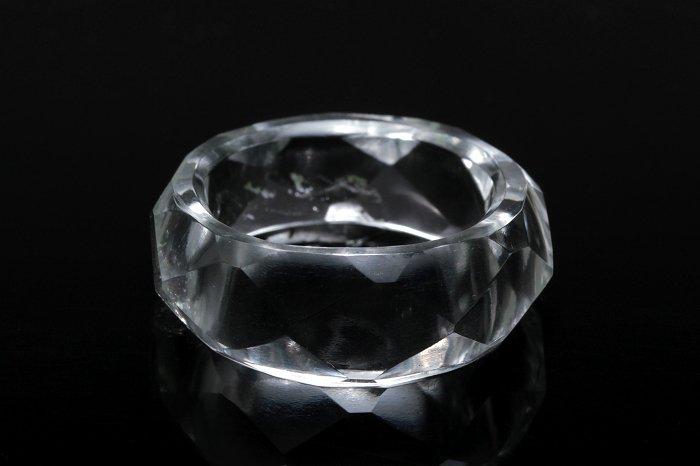 ガネーシュヒマール水晶リング GSHRG-040