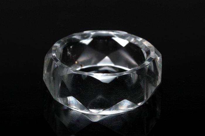 ガネーシュヒマール水晶リング GSHRG-047