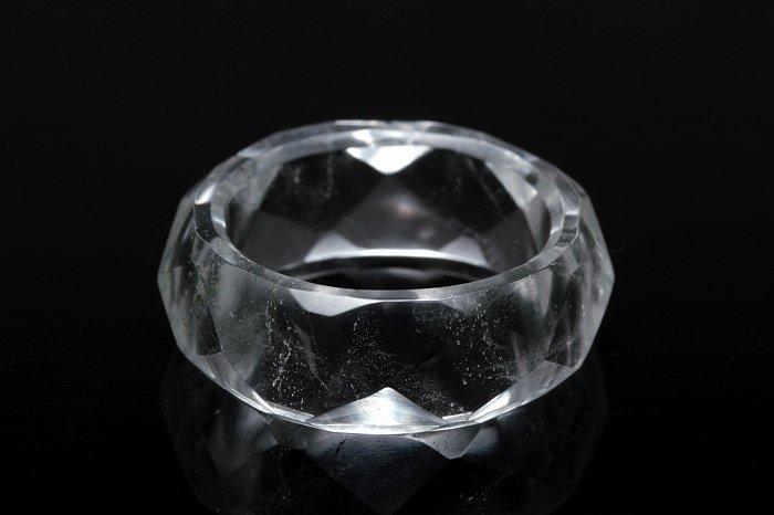 ガネーシュヒマール水晶リング GSHRG-050