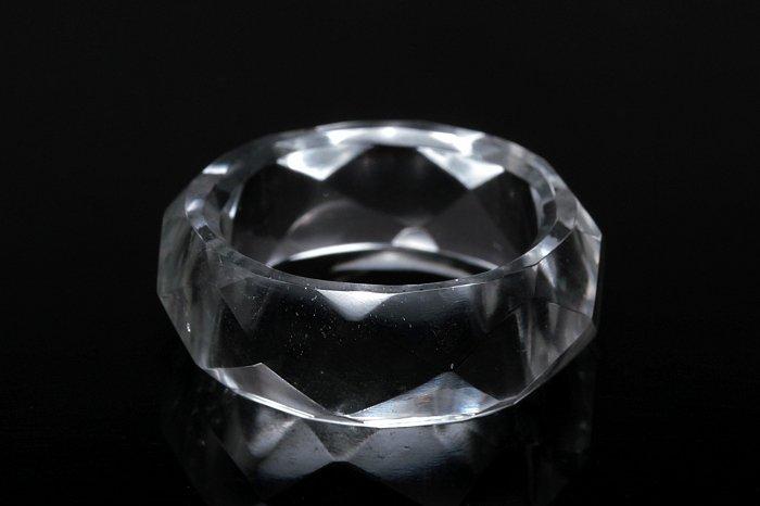 ガネーシュヒマール水晶リング GSHRG-052