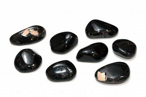 【高品質】モリオン(黒水晶)タンブル【Sサイズ】セット販売(1点〜)  MOTST-002