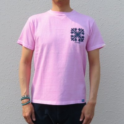 17QUILT TEE カラー:P.PINK