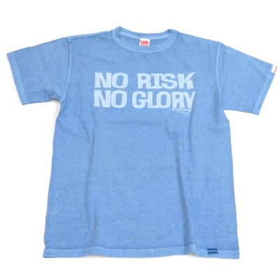 NO RISK10TH TEE カラー:P.SAX