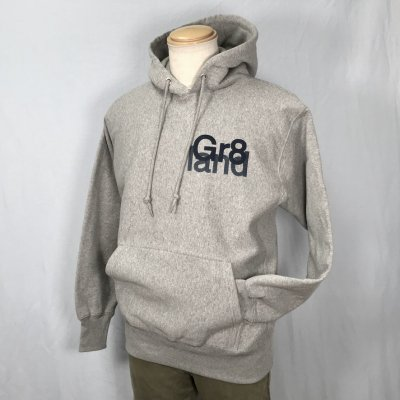 <img class='new_mark_img1' src='https://img.shop-pro.jp/img/new/icons15.gif' style='border:none;display:inline;margin:0px;padding:0px;width:auto;' />WGR8 LOGO  P/O HOOD SW カラー:M,GRY