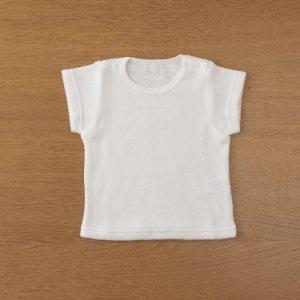 スマイルコットンベビーパイル半袖Tシャツ