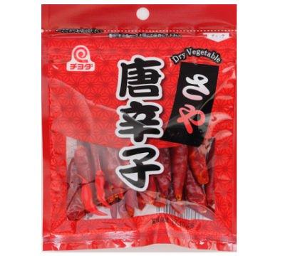 さや唐辛子Dry Vegetable(12g)