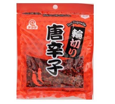 輪切り唐辛子Dry Vegetable(12g)