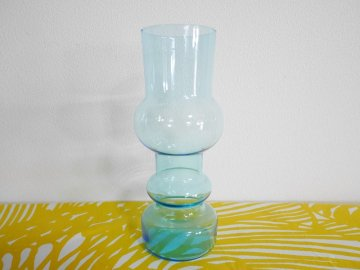 <img class='new_mark_img1' src='//img.shop-pro.jp/img/new/icons6.gif' style='border:none;display:inline;margin:0px;padding:0px;width:auto;' />Vintage Kaj Franck Glass Spring Vase / カイ・フランク デザイン ガラスの花瓶
