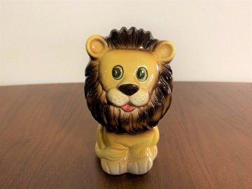 <img class='new_mark_img1' src='https://img.shop-pro.jp/img/new/icons48.gif' style='border:none;display:inline;margin:0px;padding:0px;width:auto;' />Vintage Japanese Retro Lion figurine / 昭和レトロなライオンの置物