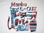 <img class='new_mark_img1' src='https://img.shop-pro.jp/img/new/icons48.gif' style='border:none;display:inline;margin:0px;padding:0px;width:auto;' />MAMBO FOR CATS T-shirt  by JIM FLORA